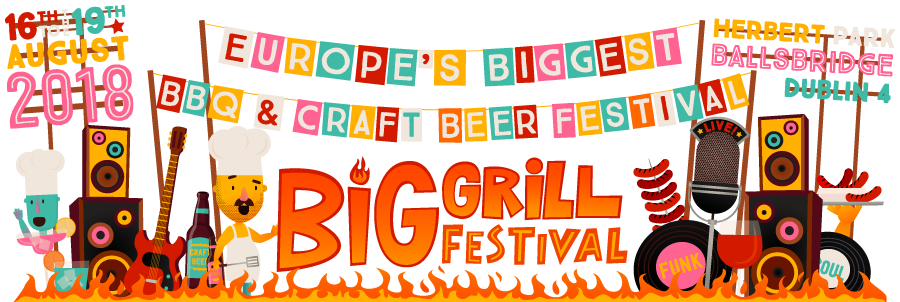 Events in dublin The Big Grill BBQ & Craft Beer Festival The Clarence Hotel