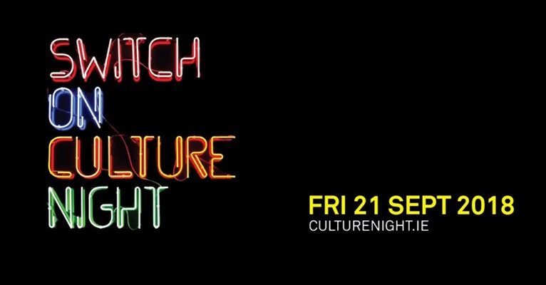 Events in Dublin August 2018 Culture Night The Clarence Hotel